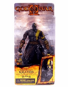 NECA God of War 2 Dark Odyssey Kratos Action Figure