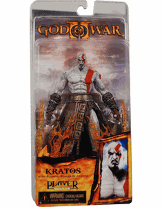 NECA God of War 2 Kratos Action Figure