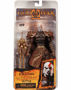 NECA God of War 2 Kratos in Ares Armor Variant Action Figure