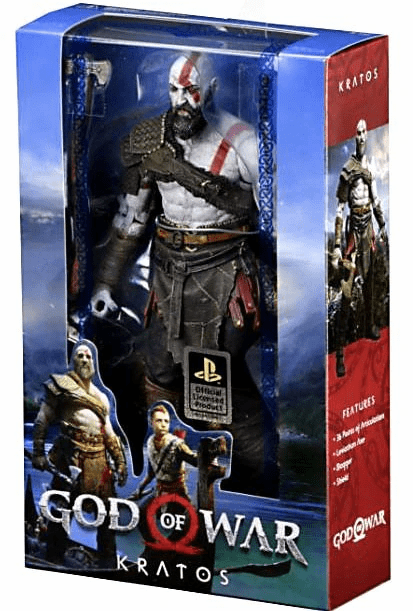 NECA God of War Kratos Action Figure
