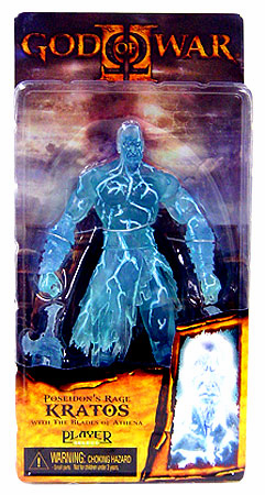 NECA God of War Poseidon's Rage Kratos Action Figure