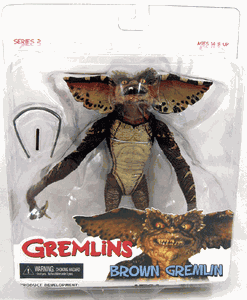 NECA Gremlins Brown Gremlin Figure