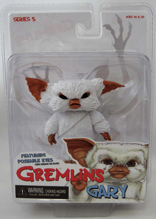 NECA Gremlins Gary with Poseable Eyes Figure