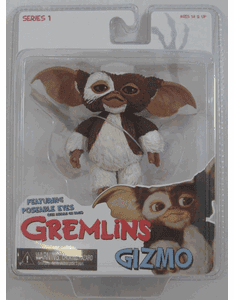 NECA Gremlins Gizmo with Poseable Eyes Figure