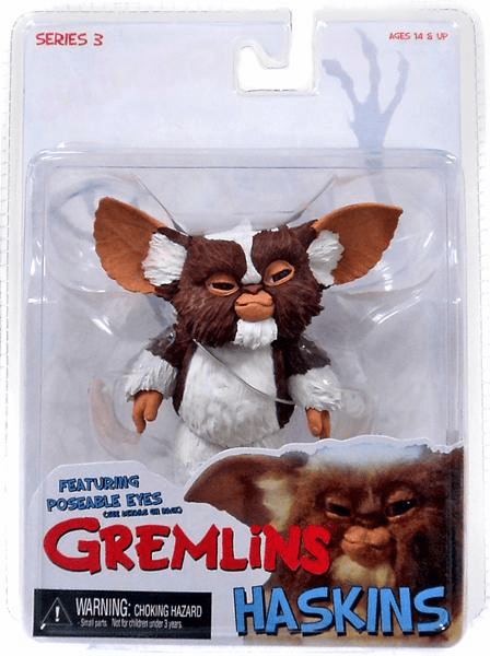 NECA Gremlins Haskins with Poseable Eyes Figure