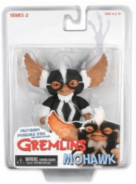 NECA Gremlins Mohawk with Poseable Eyes Figure