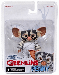 NECA Gremlins Penny with Poseable Eyes Figure
