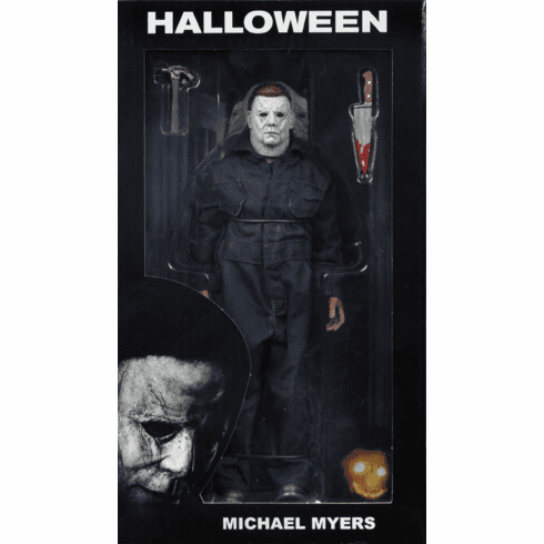 NECA Halloween 2018 Michael Myers Retro Figure