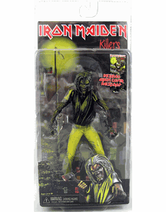 NECA Iron Maiden Killers Action Figure