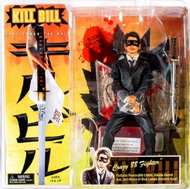 NECA Kill Bill Crazy 88 Beard Action Figure