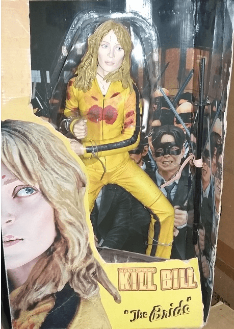 NECA Kill Bill The Bride 18 Inch Figure