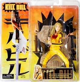 NECA Kill Bill The Bride Action Figure