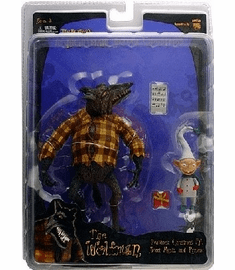NECA Nightmare Before Christmas Series 3 The Wolfman Figure