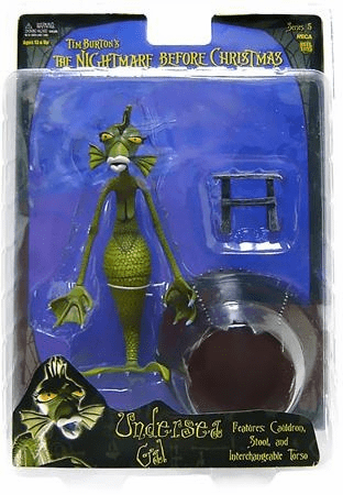 NECA Nightmare Before Christmas Undersea Gal Action Figure