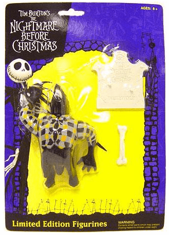 NECA Nightmare Before Christmas Werewolf Figure