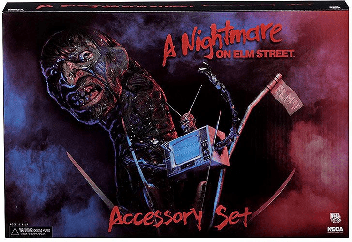NECA Nightmare On Elm Street Accessory Pack