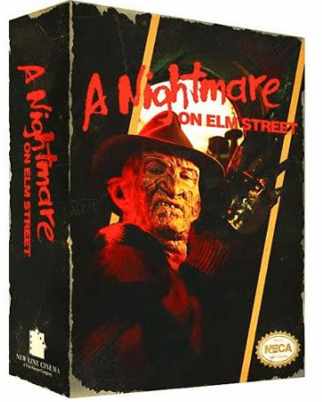 NECA Nightmare on Elm Street Freddy Krueger Figure