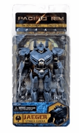 NECA Pacific Rim Re-Issue Striker Eureka Jaeger Figure