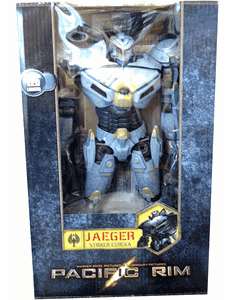 "NECA Pacific Rim Striker Eureka 18"" Figure"