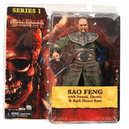 NECA Pirates of the Caribbean Series 1 Sao Feng Figure