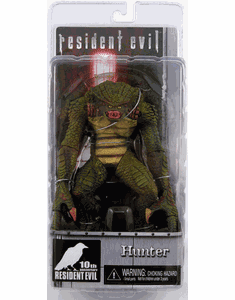 NECA Resident Evil 10th Anniversary Hunter Figure