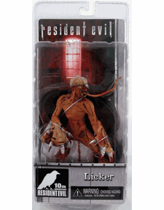 NECA Resident Evil 10th Anniversary Licker Figure