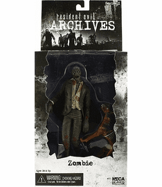 NECA Resident Evil Archives Zombie Action Figure