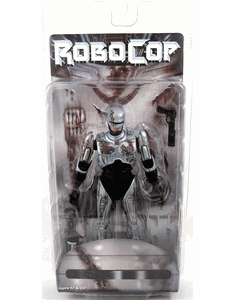 NECA Robocop Battle Damaged Action Figure