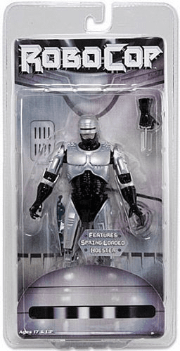 NECA Robocop with Spring-Holster Action Figure