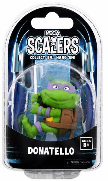 NECA Scalers Teenage Mutant Ninja Turtles Donatello Figure