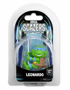 NECA Scalers Teenage Mutant Ninja Turtles Leonardo Figure
