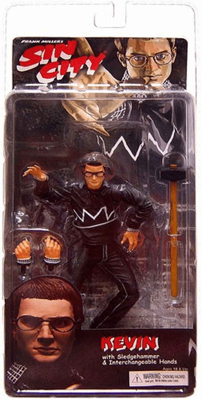 NECA Sin City Kevin Action Figure
