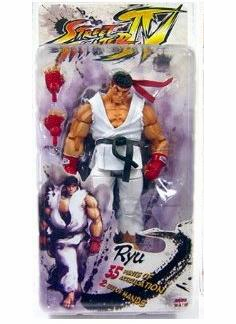 NECA Street Fighter IV Ryu Action Figure