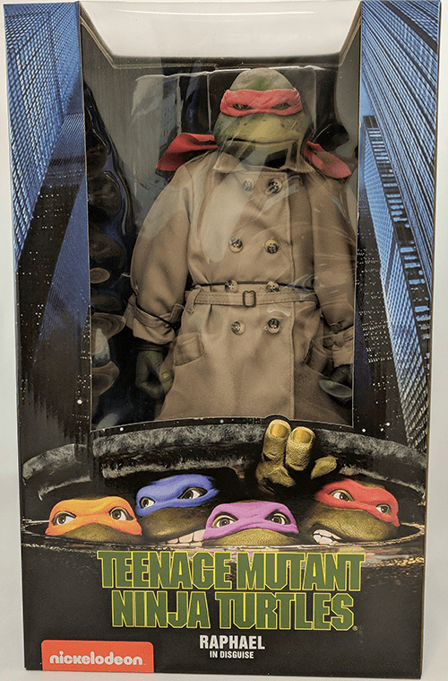Teenage Mutant Ninja Turtles Quarter Scale Raphael Disguise Figure