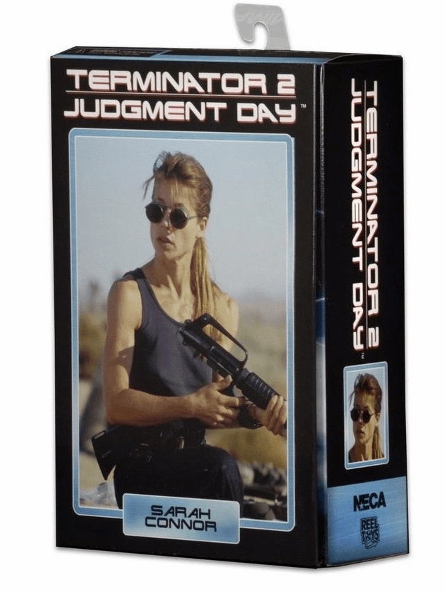 NECA Terminator 2 Sarah Connor Ultimate Figure