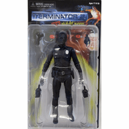 NECA Terminator 2 White Hot T-1000 Figure