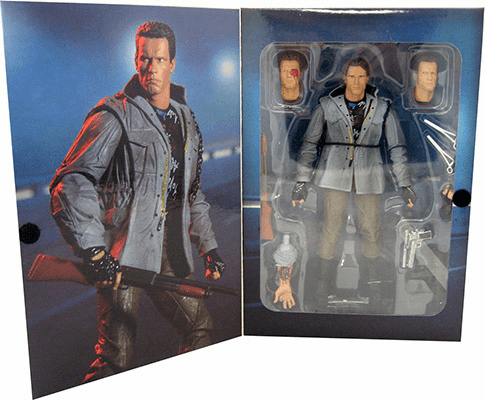 NECA Terminator T-800 Ultimate Figure