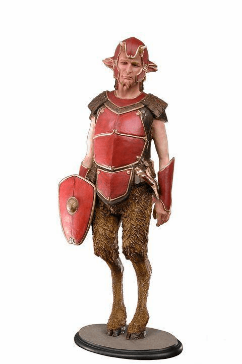 NECA The Chronicles of Narnia Armoured Faun Statue