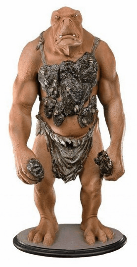 NECA The Chronicles of Narnia Armoured Ogre Statue