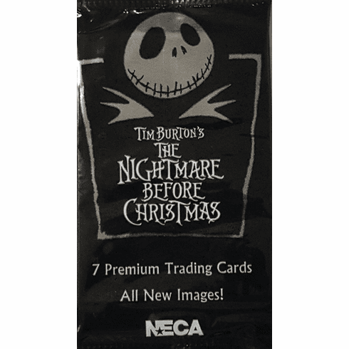 NECA The Nightmare Before Christmas Trading Card Pack