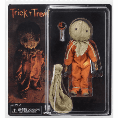 NECA Trick r Treat Retro Cloth Sam Figure