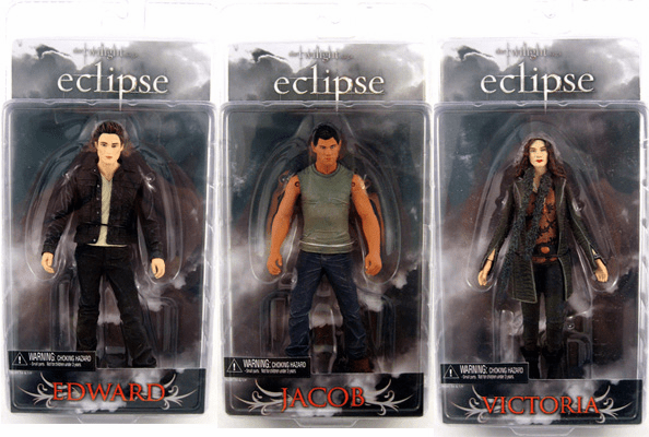 NECA Twilight Eclipse Action Figure Set