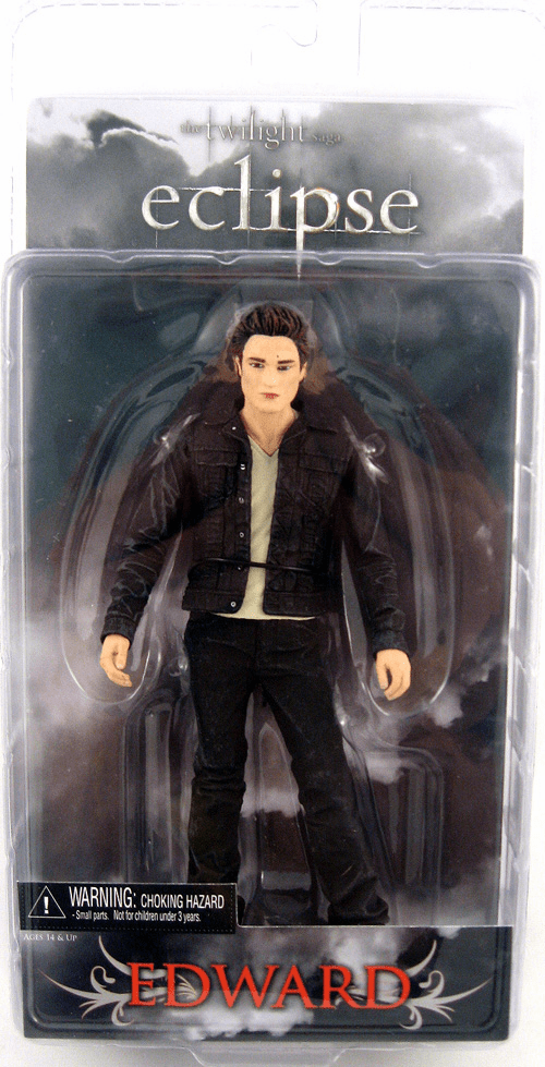 NECA Twilight Eclipse Edward Action Figure