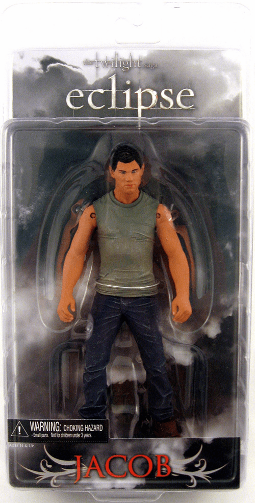 NECA Twilight Eclipse Jacob Action Figure
