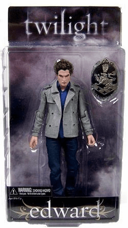 NECA Twilight Edward Cullen Action Figure