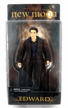 NECA Twilight New Moon Edward Action Figure