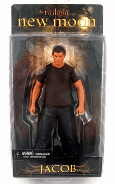 NECA Twilight New Moon Jacob Action Figure