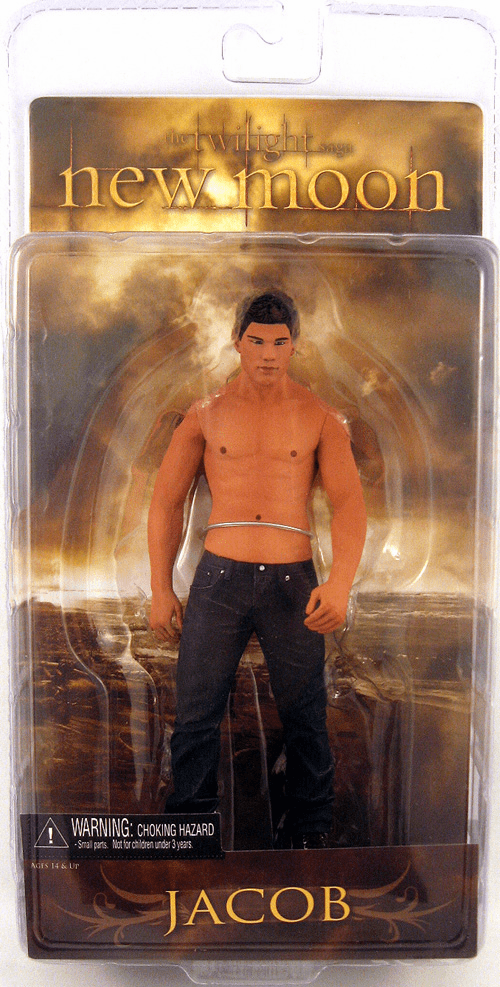 NECA Twilight New Moon Series 2 Jacob Action Figure