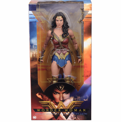 NECA Wonder Woman Movie Quarter Scale Figure