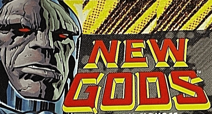 DC Direct New Gods Action Figures